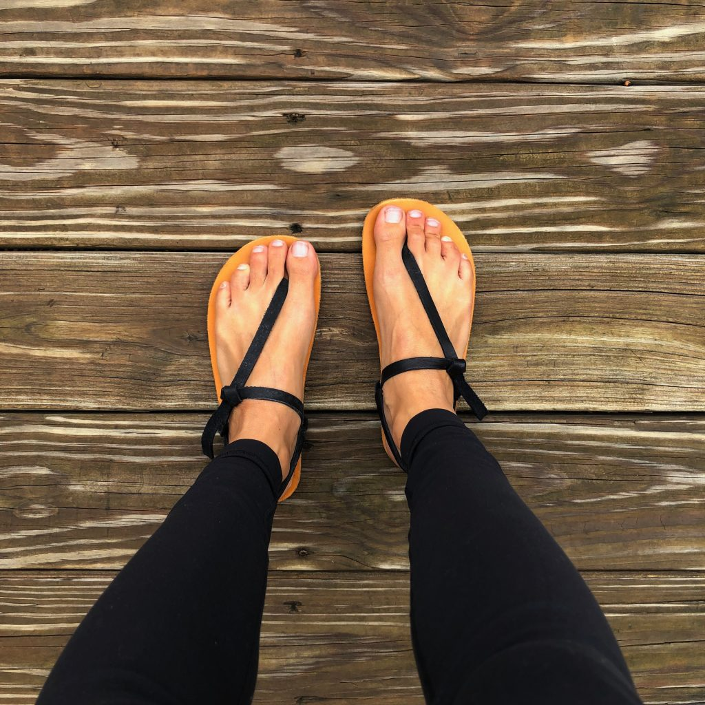 discount code for barefoot running shoes at Luna sandals
