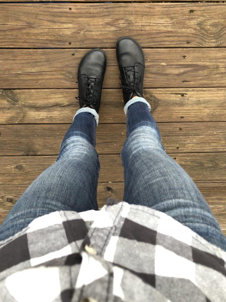 Vivobarefoot gobi hi top boots review