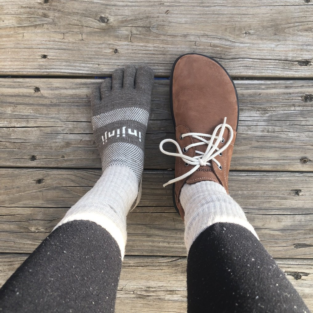 discount code for barefoot shoes at Injinji socks