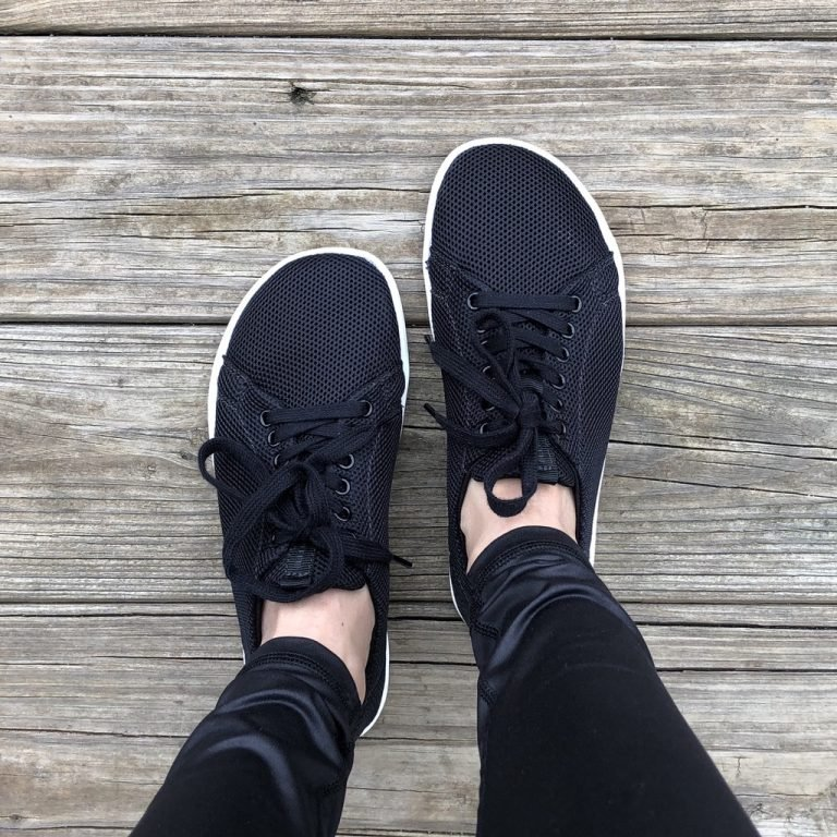 feelgrounds barefoot shoes original review close up