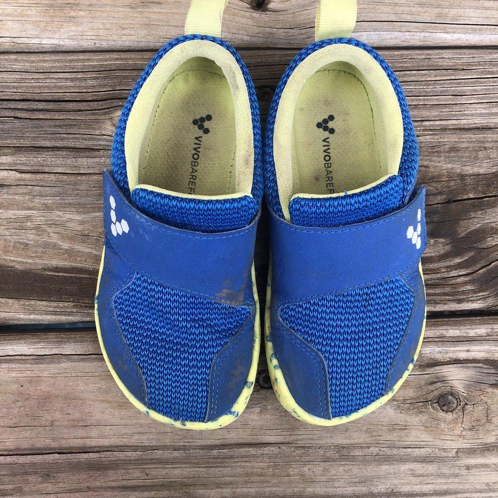Vivobarefoot kid's vegan barefoot shoes Primus