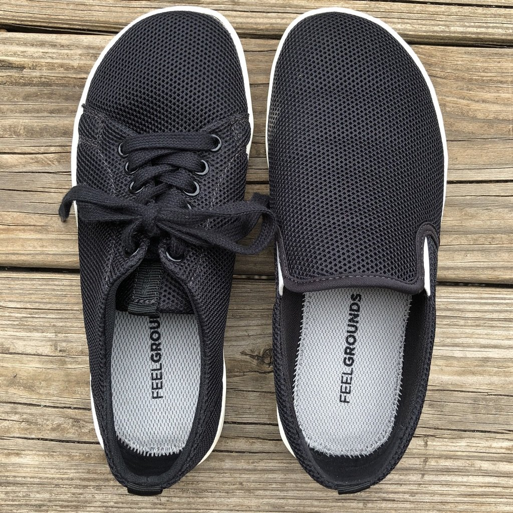 Feelgrounds droptop Original barefoot shoe review