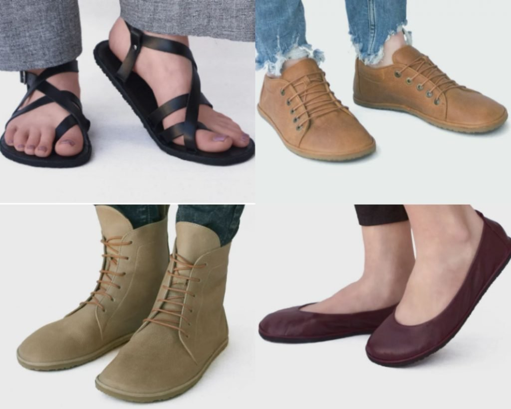 The Drifter Leather custom shoes sandals, ballet flats, sneakers and boots