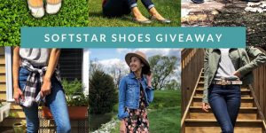 softstar shoes giveaway collage