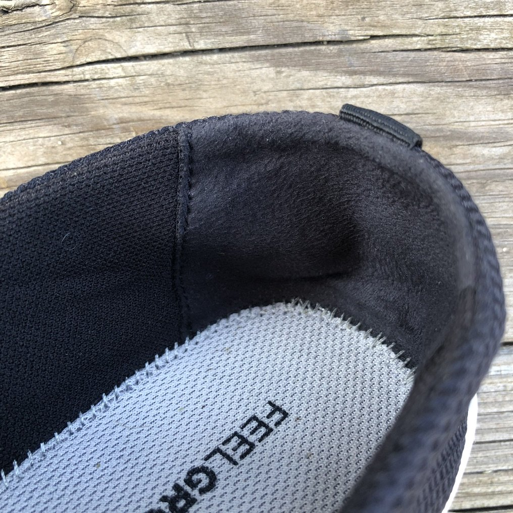 feelgrounds barefoot shoes Droptop review close up
