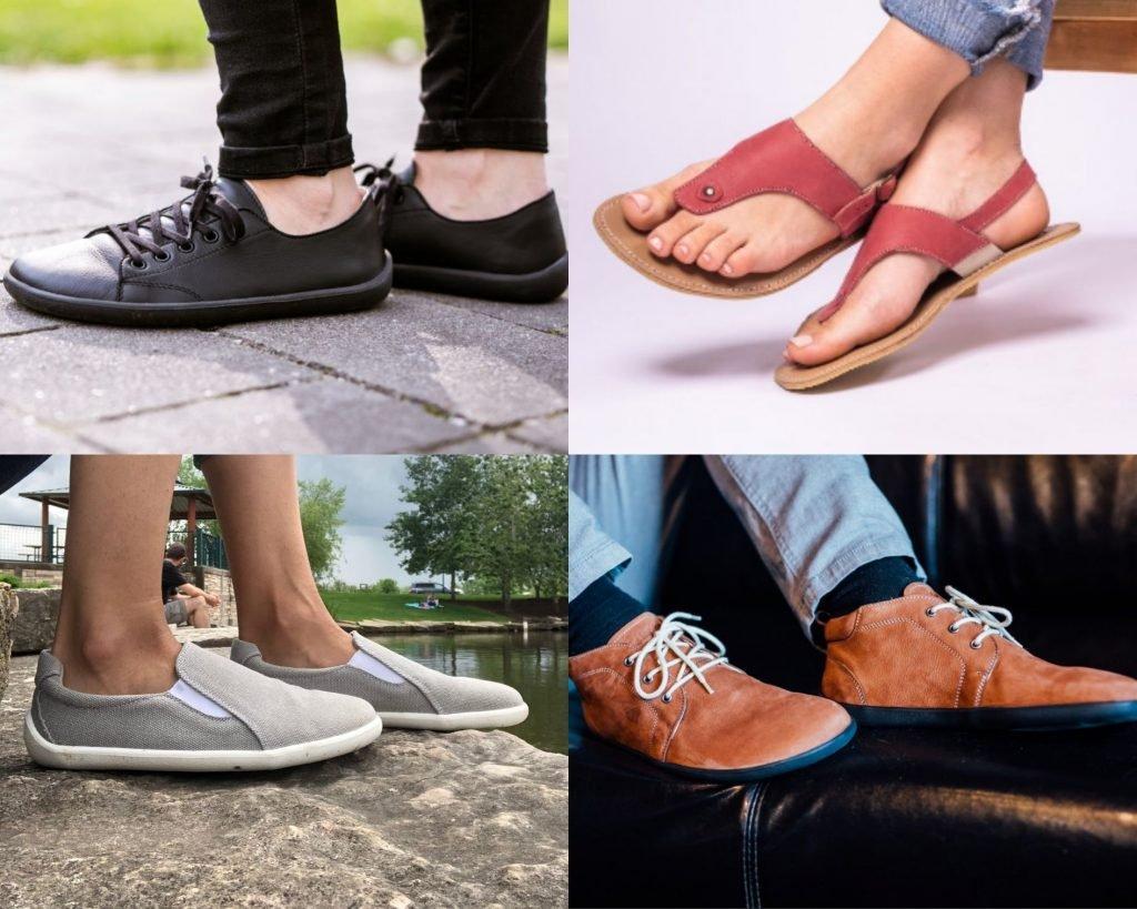 Belenka shoes collage