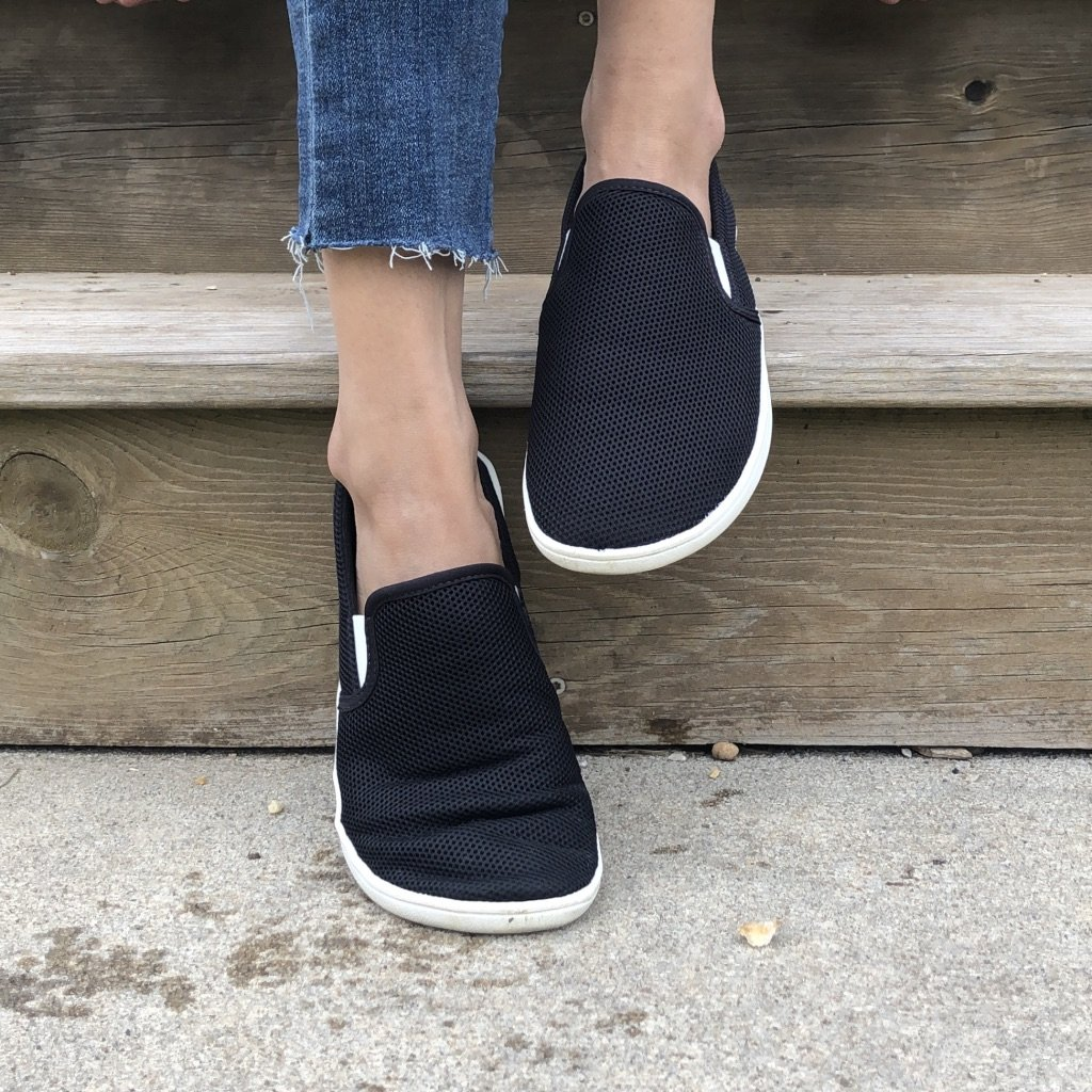 Feelgrounds droptop barefoot shoe review