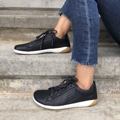 Vivobarefoot Geo Court minimalist sneaker review