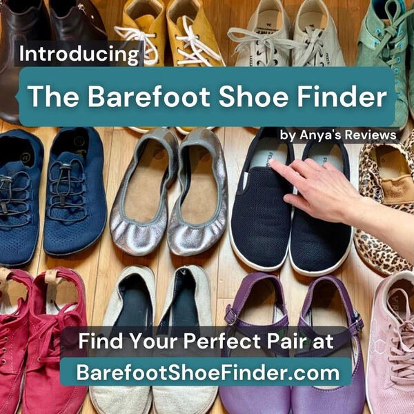 Barefoot Shoe Finder