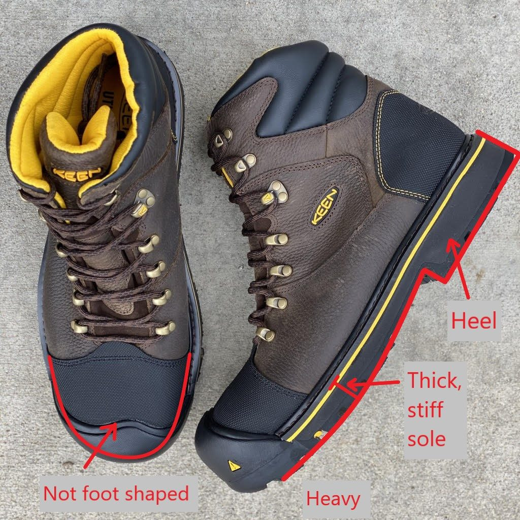 Wear This Not That Minimalist Work Boots To Save Your Back Anya S Reviews