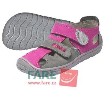 Fare Bare european barefoot sandals for kids