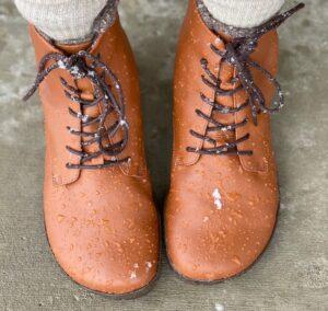 Zaqq Quintic Vegan Barefoot Winter Boot