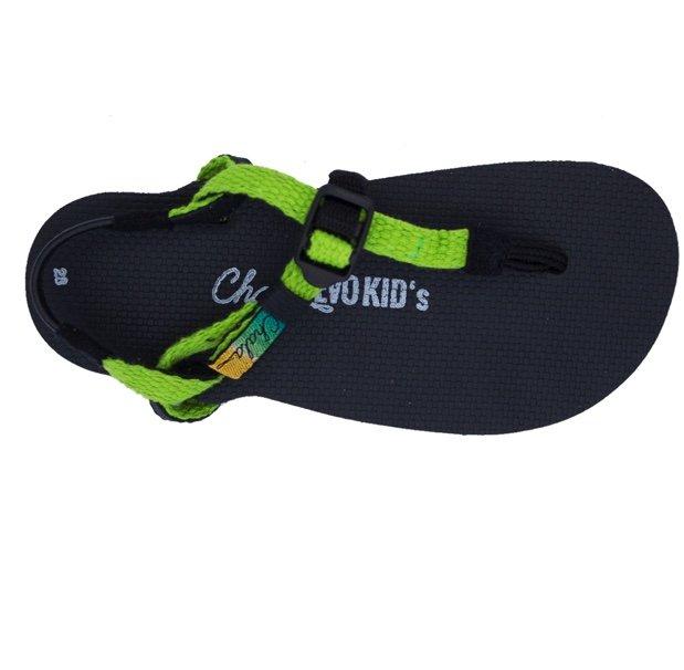 Chala Evo barefoot sandals for kids