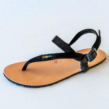 Panta barefoot big kid sandals