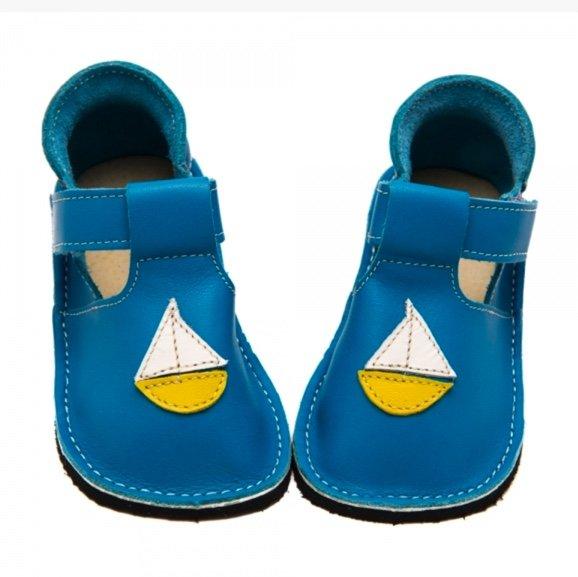 Zeazoo blue indoor shoes for kids
