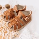 Little Love Bug Company handmade leather sandals for kids