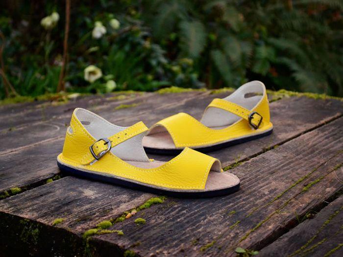 Softstar Solstice affordable barefoot sandals for girls