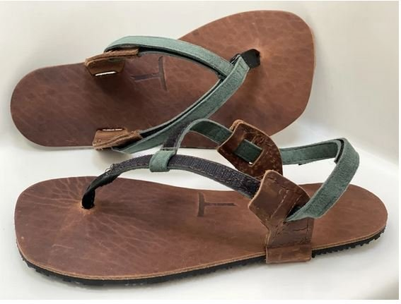 Toetem sandals made in the USA